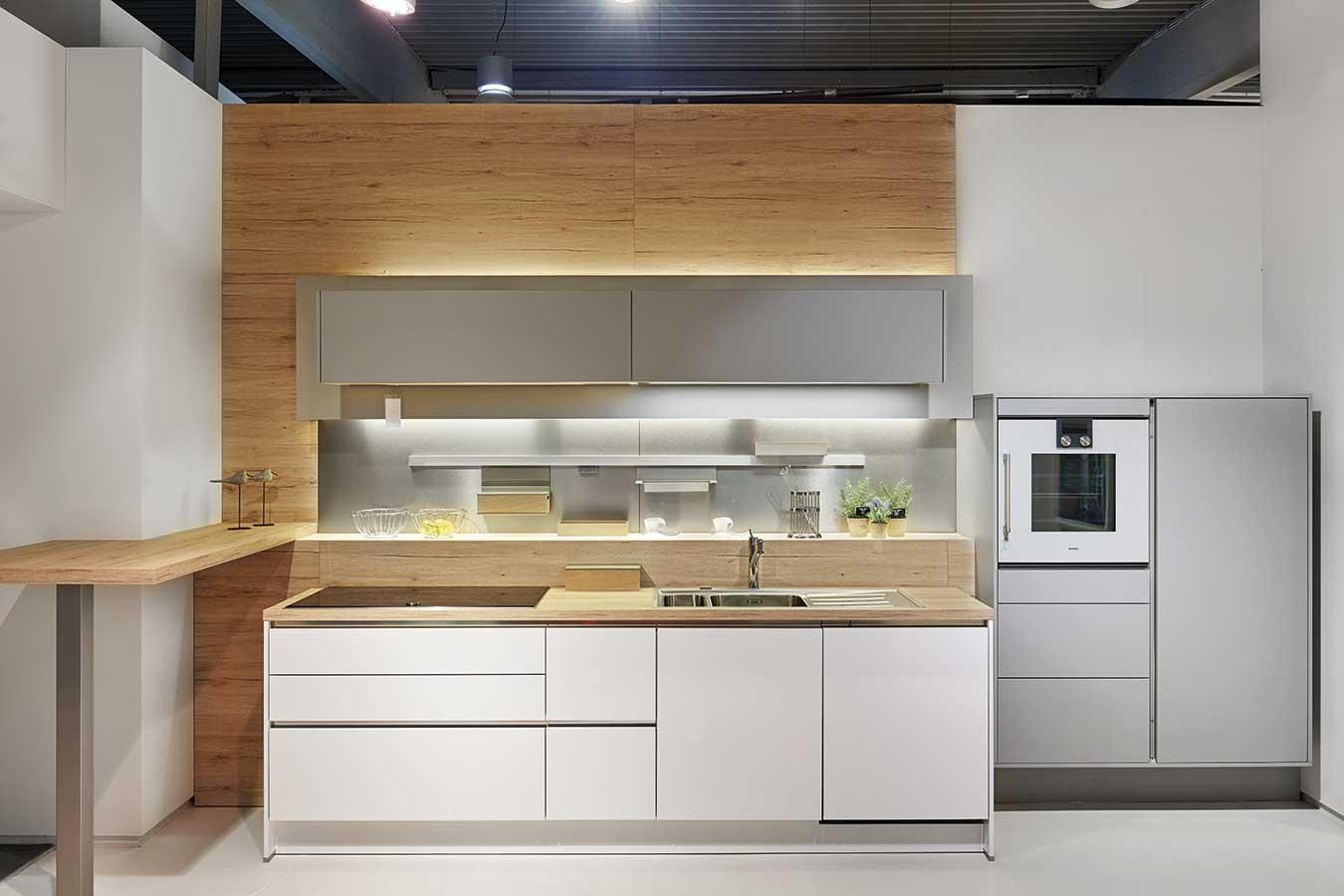 Küchenzeile mit Highboard – Held Einrichtungen