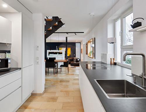 Küche im Raum